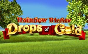 Rainbow Riches Drops of Gold uk slot