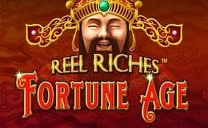 Reel Riches Fortune Age online slot uk