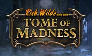 rich wild and the tome of madness online casino game