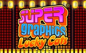 Super Graphics Lucky Cats slot